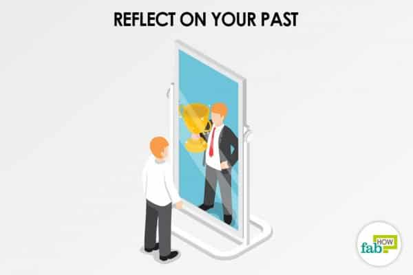Reflect on your past to find your passion