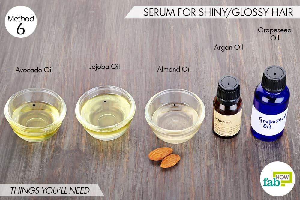 7 Best Diy All Natural Hair Serums For All Hair Types Fab How