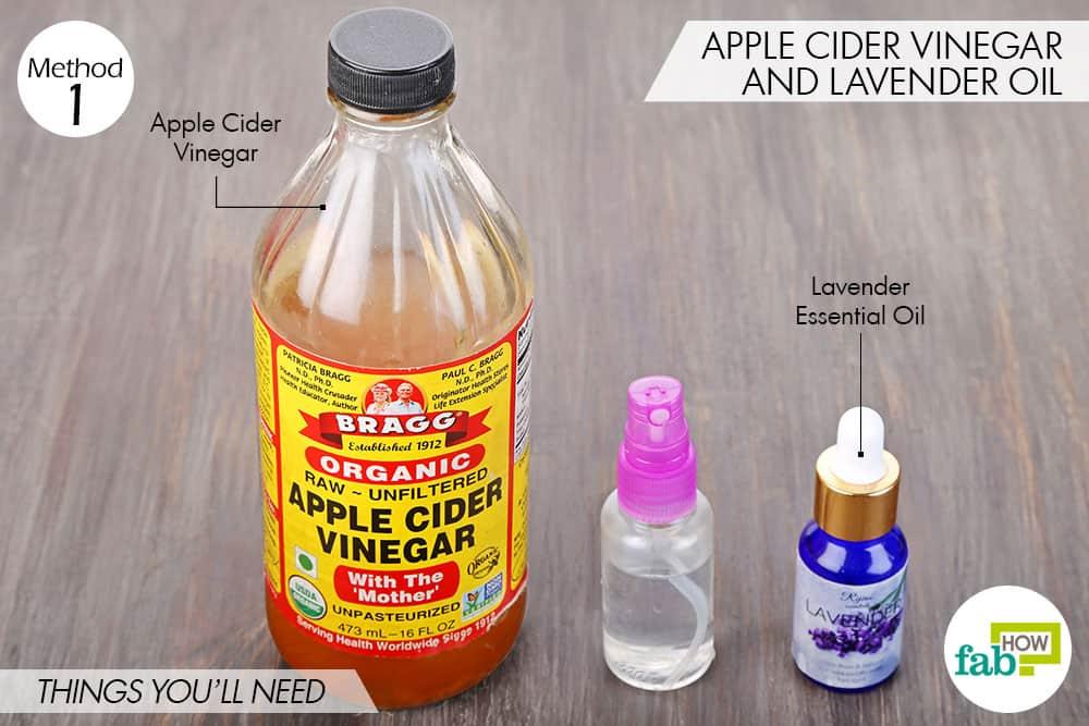 DIY All-Natural Toner With Apple Cider Vinegar