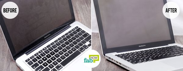 How to clean MacBook safely and effectively