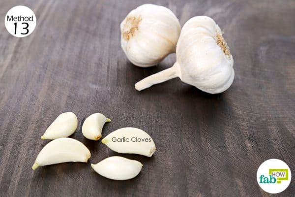 Use garlic for health-to get rid of tonsil stones