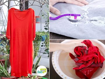 How to Get Rid of Musty Smell from Clothes