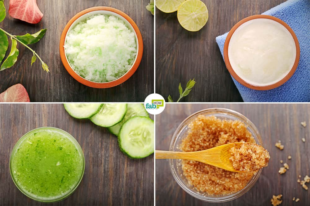 9 DIY Homemade Face Scrub Recipes for Oily, Dry and Normal Skin