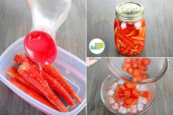 learn the proper way to preserve and store carrots for up to 1 year