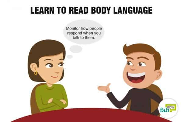 Learn how to read body language to stop being annoying