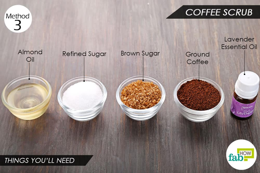 Best coffee scrub and face masks for acne, radiant skin and clear skin