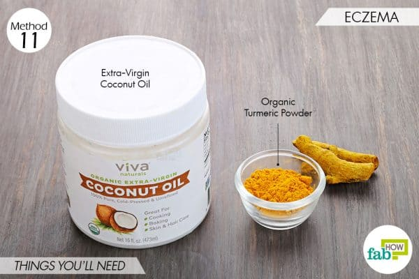 Use turmeric for beauty-for eczema