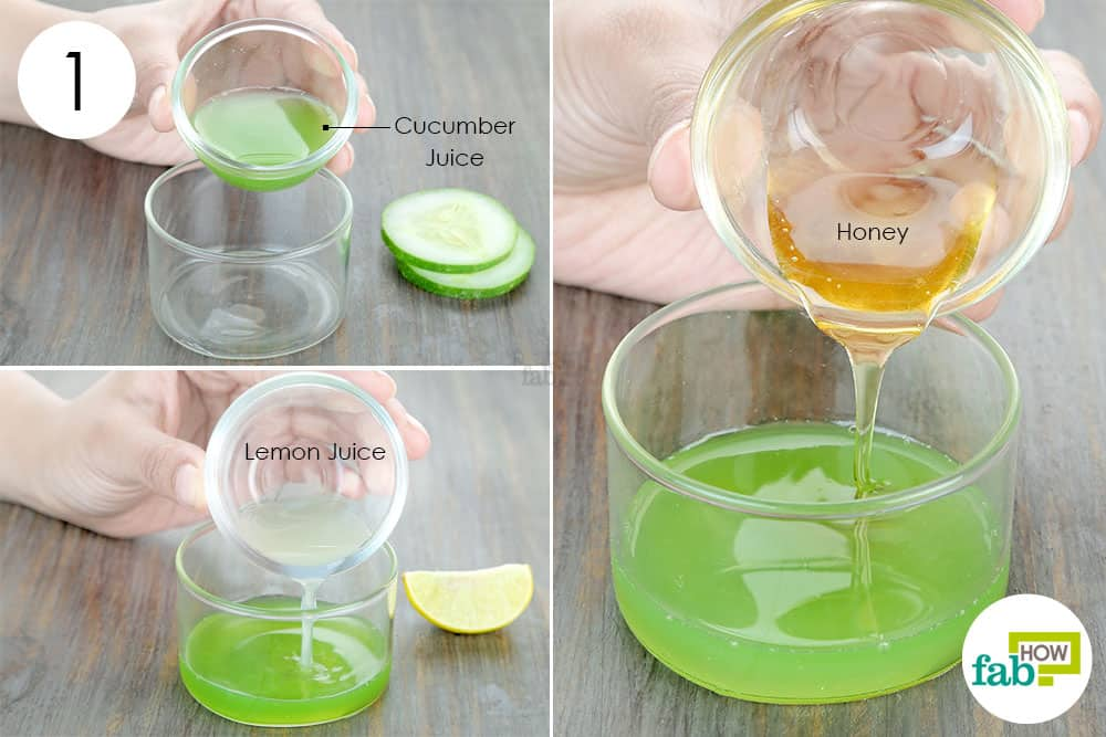 how to make lemon juice with honey