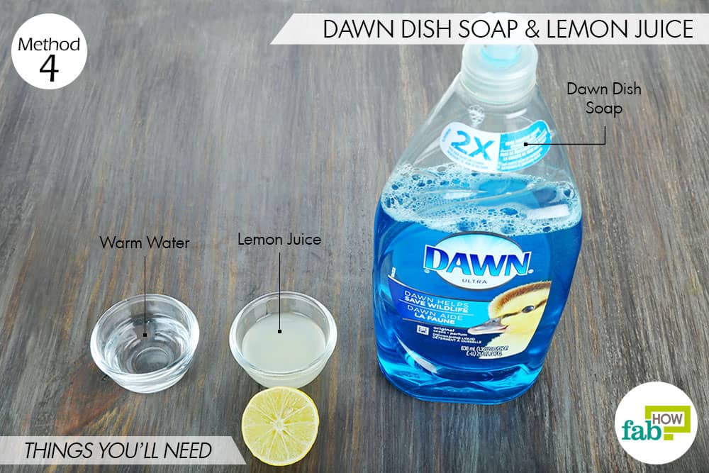 5 Ways To Kill Fleas On Dogs With Dawn Dish Soap Fab How