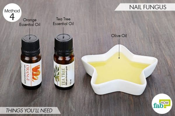 things needed to use tea tree oil for fungal infections-nail fungus
