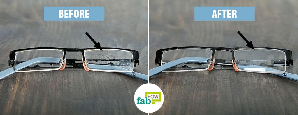 7e5594ecec How to Remove Scratches from Glasses with Just 1 Ingredient
