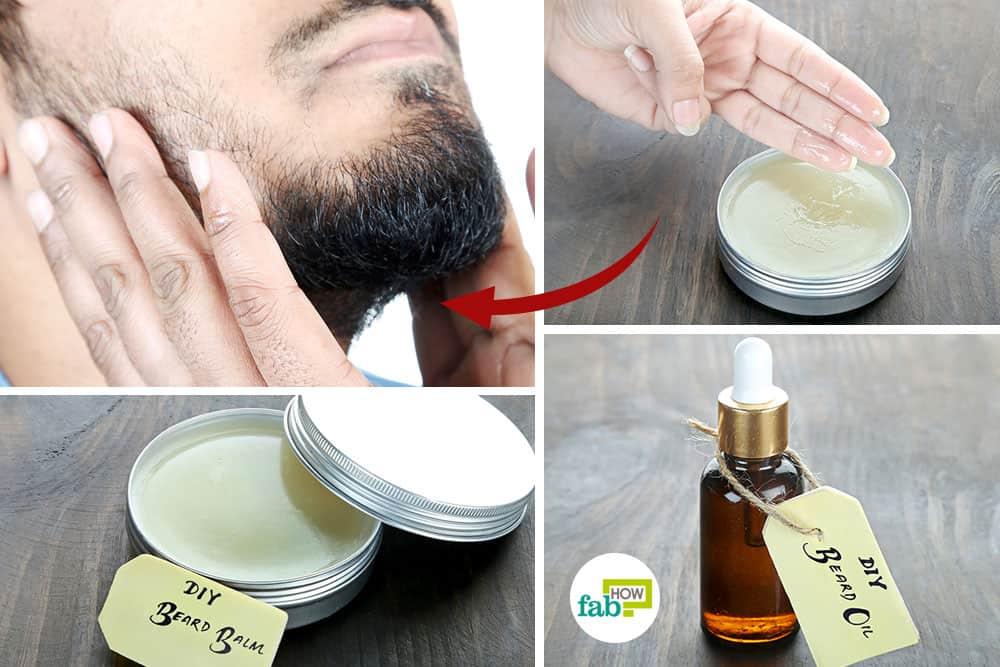 Diy Homemade Beard Oil And Balm 2 Most Popular Recipes Fab How