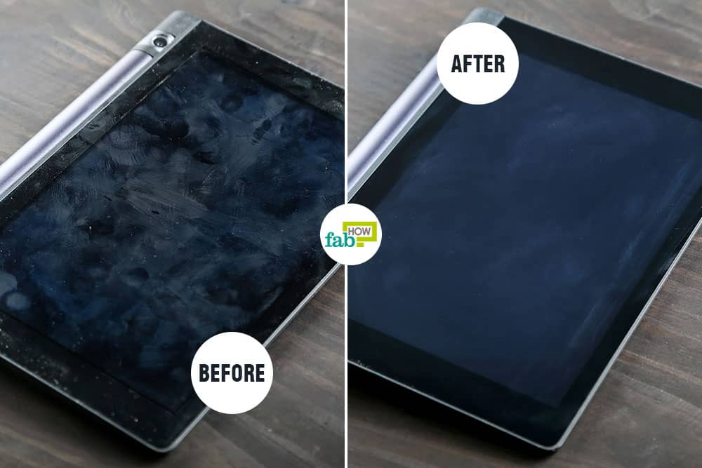 how to safely clean a tablet touchscreen we tested 4. Black Bedroom Furniture Sets. Home Design Ideas