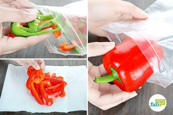 intro to store bell peppers