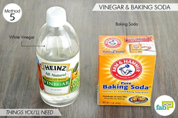 things needed to remove mildew stains from clothes