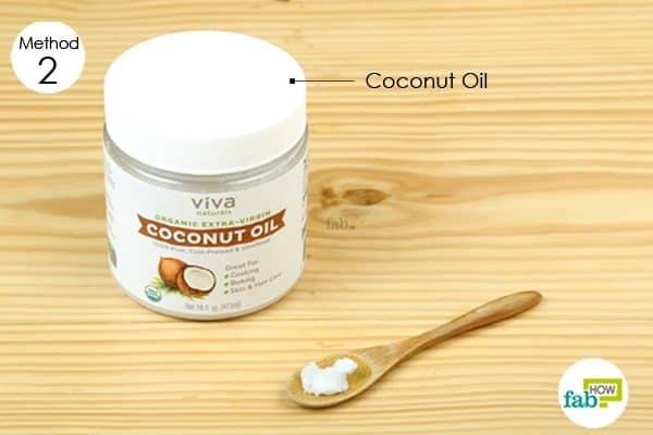coconut oil home remedy for constipation in dogs and cats