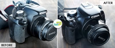 how to clean dslr the right way