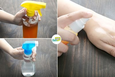 feat to make diy bug spray for skin