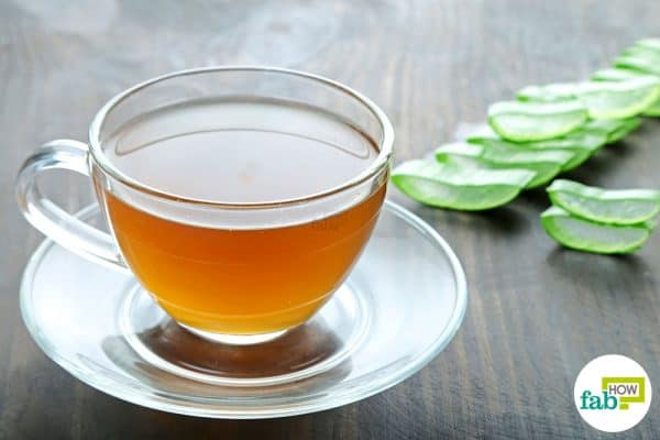 best aloe vera tea recipe
