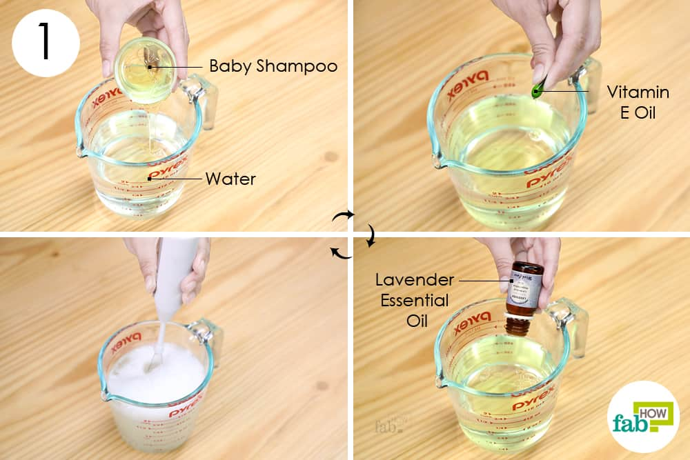 Homemade Makeup Remover Wipes With Baby