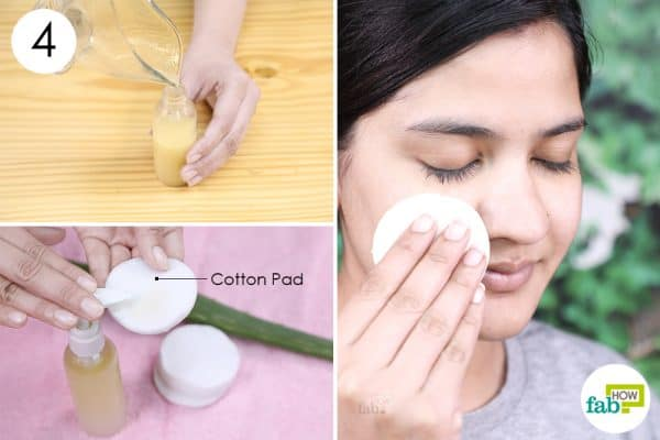 store diy homemade makeup remover