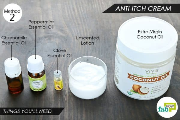 things you ll need to make diy homemade anti itch spray and cream