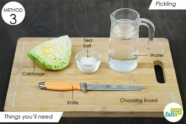 things you ll need to store cabbage the right way