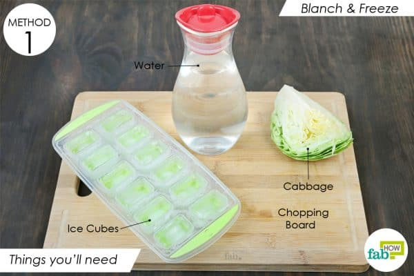 things youll need to store cabbage the right way
