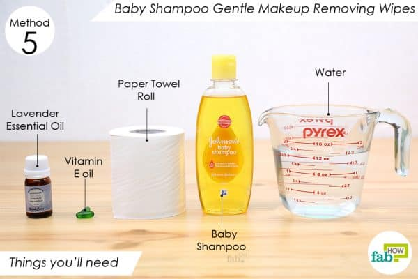 things youll need to make diy homemade makeup remover