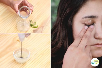 diy homemade eye makeup remover recipes