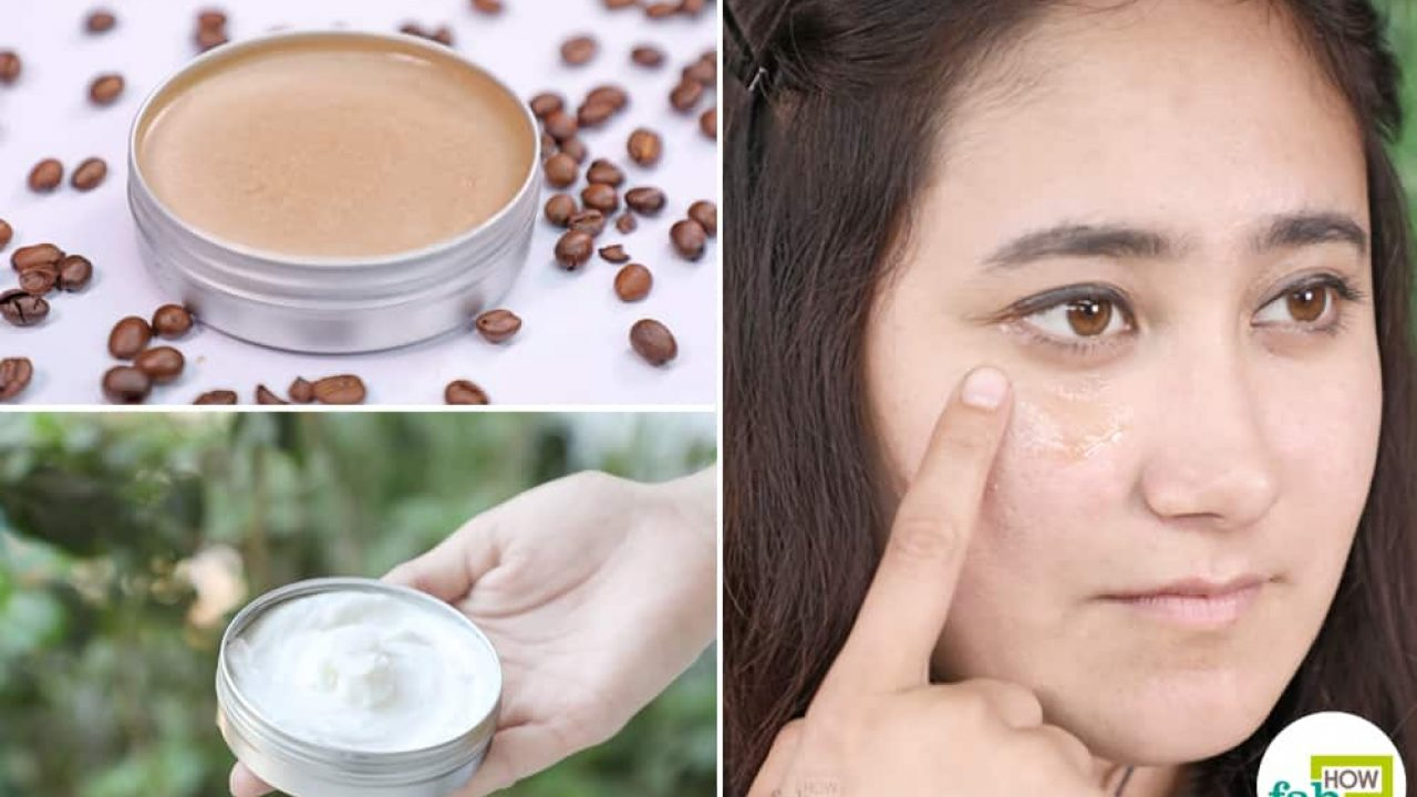 2 Best Diy Homemade Eye Creams For Wrinkles And Dark Circles Fab How