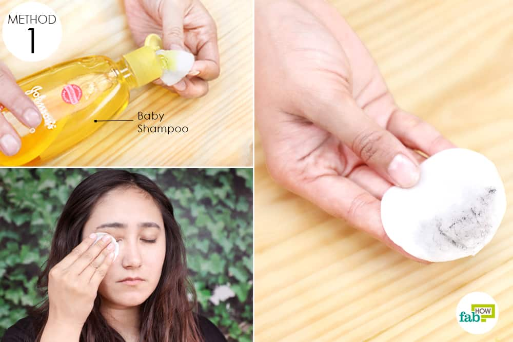 8 Diy Homemade Eye Makeup Remover Recipes With Pictures