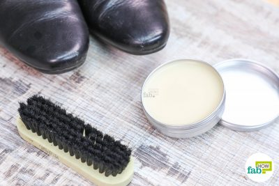 diy homemade shoe polish