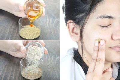 diy homemade clay mask to fix skin issues