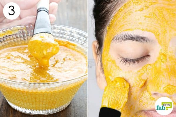 apply the diy homemade vegan face masks for all skin types