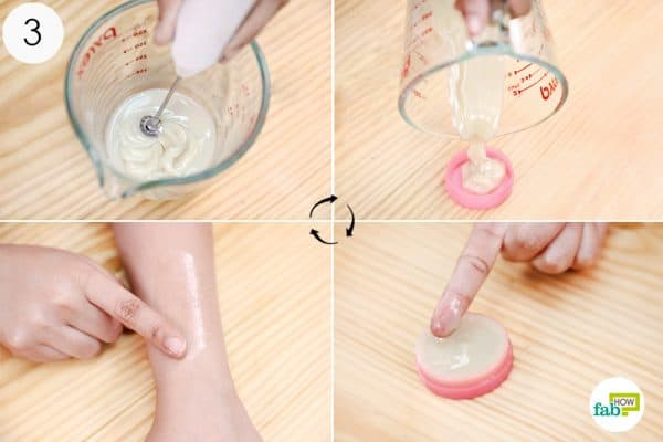 blend the ingredients and store in an airtight container
