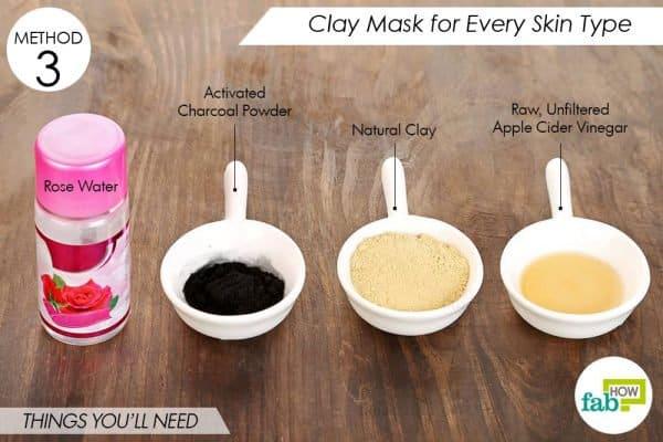things youll need to make diy homemade clay masks