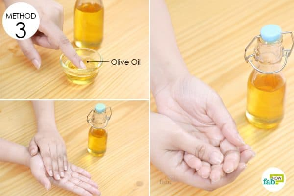apply to use olive oil remedy for skin disorder