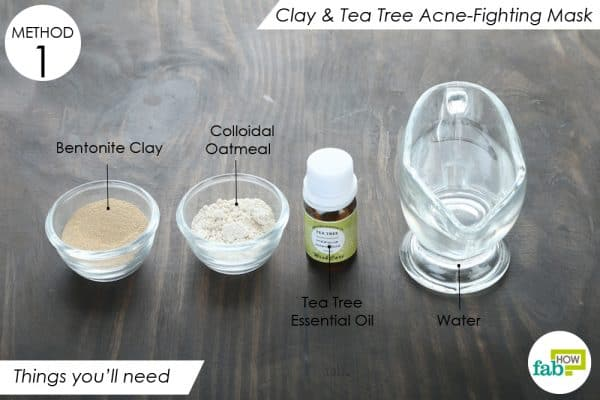 things youll need to make diy homemade clay mask