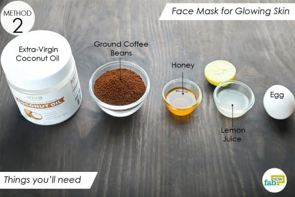 things you ll need to make diy homemade face mask for men