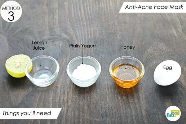 things youll need to make diy homemade face mask for men