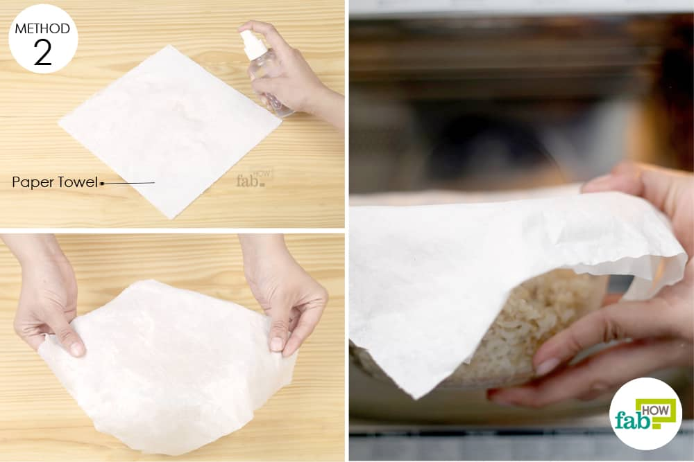 Paper Towel Hacks For Your Kitchen