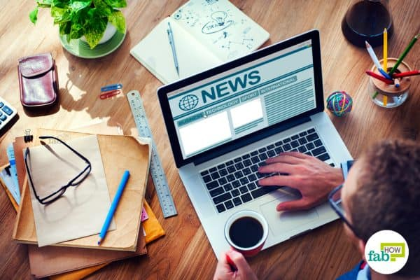 read online newspaper