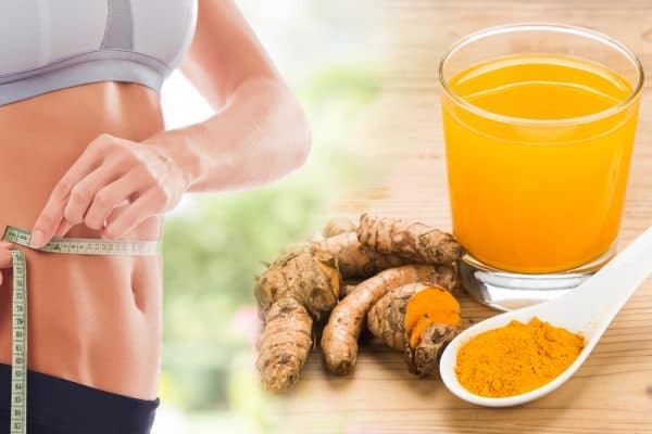 use turmeric for weight loss