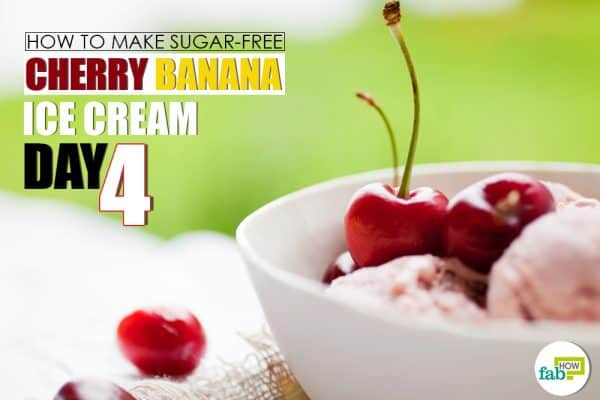 cherry banana ice cream
