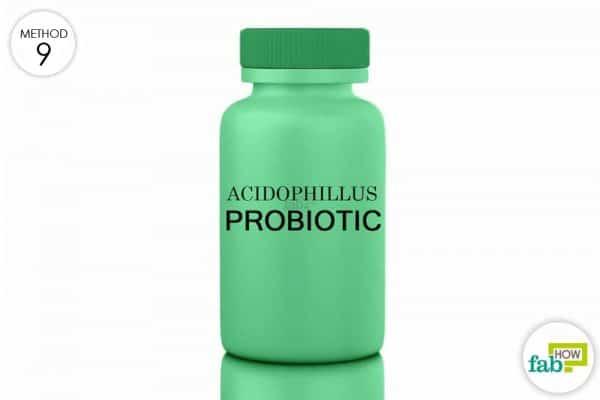 consume probiotics