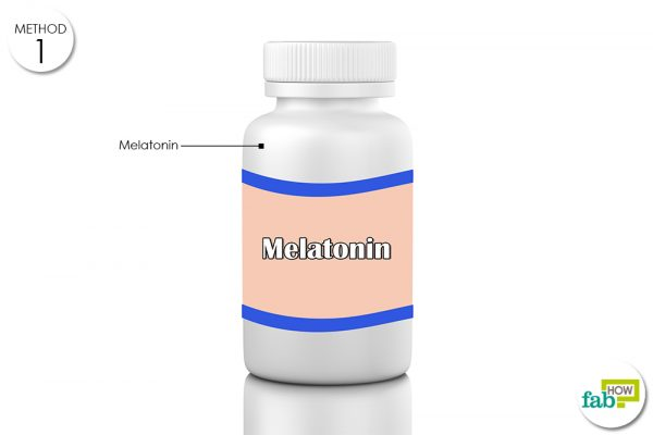melatonin for insomnia