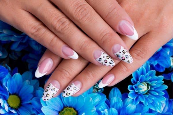 mixed nail