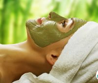 mud mask for healthy skin