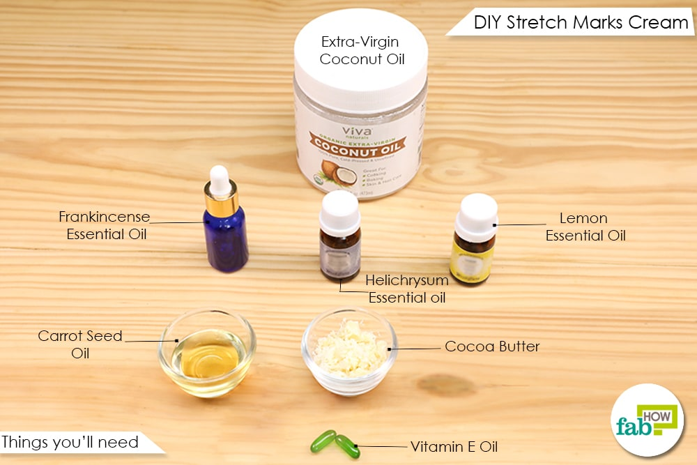 Homemade Stretch Marks Cream With The Most Effective Ingredients